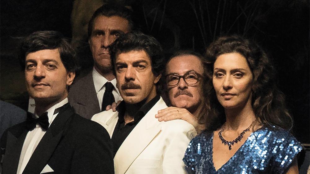 The Traitor Review: Marco Bellocchio Lands Unfocused Mob Biopic ...