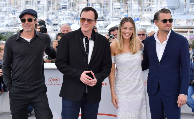 Quentin Tarantino Says He May Recut 'Once Upon a Time in Hollywood' to Make it Longer
