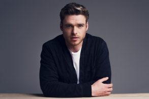 Richard Madden photographed at the PMC Studio in Los Angeles for IndieWire