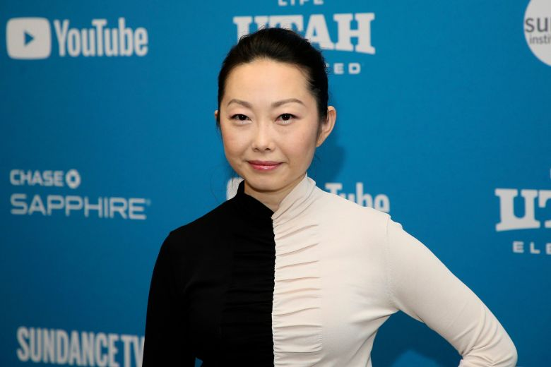 "Lulu Wang poses at the premiere of ""The Farewell"" during the 2019 Sundance Film Festival, in Park City, Utah2018 Sundance Film Festival - ""The Farewell"" Premiere, Park City, USA - 25 Jan 2019"