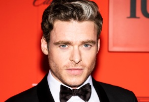 Scottish actor Richard Madden arrives for the annual Time 100 Gala at the Frederick P. Rose Hall at the Lincoln Center in New York, New York, USA, 23 April 2019. The annual event coincides with Time Magazine's annual list of the 100 most influential people in the world.2019 Time 100 Gala in New York, USA - 23 Apr 2019