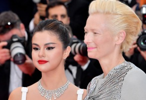 Selena Gomez and Tilda Swinton'The Dead Don't Die' premiere and opening ceremony, 72nd Cannes Film Festival, France - 14 May 2019