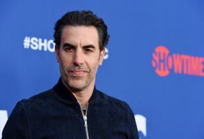 "Sacha Baron Cohen, star of the Showtime series ""Who Is America?"", poses before an Emmy For Your Consideration event for the show at Paramount Studios, in Los Angeles""Who is America?"" FYC Event, Los Angeles, USA - 15 May 2019"