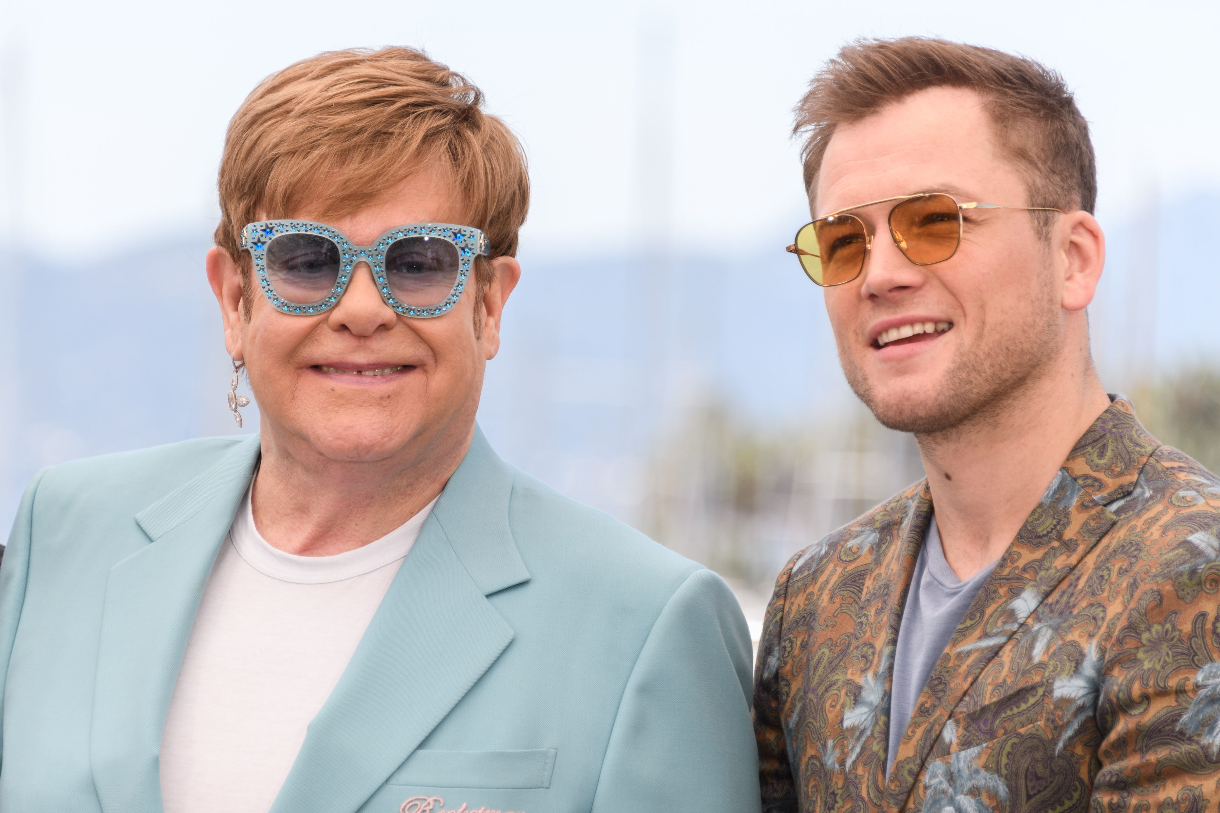 Elton John Was Stunned By Taron Egertons Rocketman Performance
