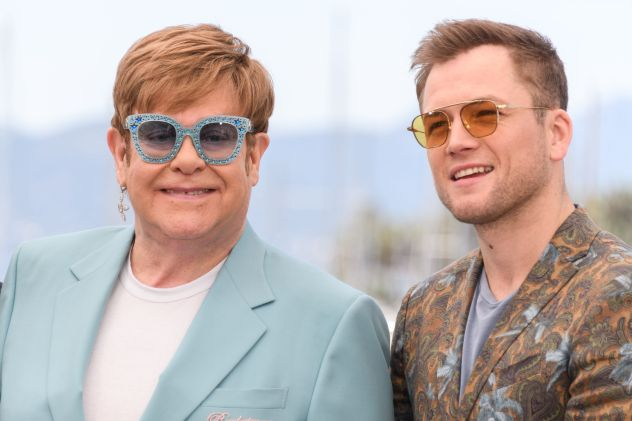 Elton John Was Stunned by Taron Egerton in 'Rocketman': 'I Was Looking at Me'