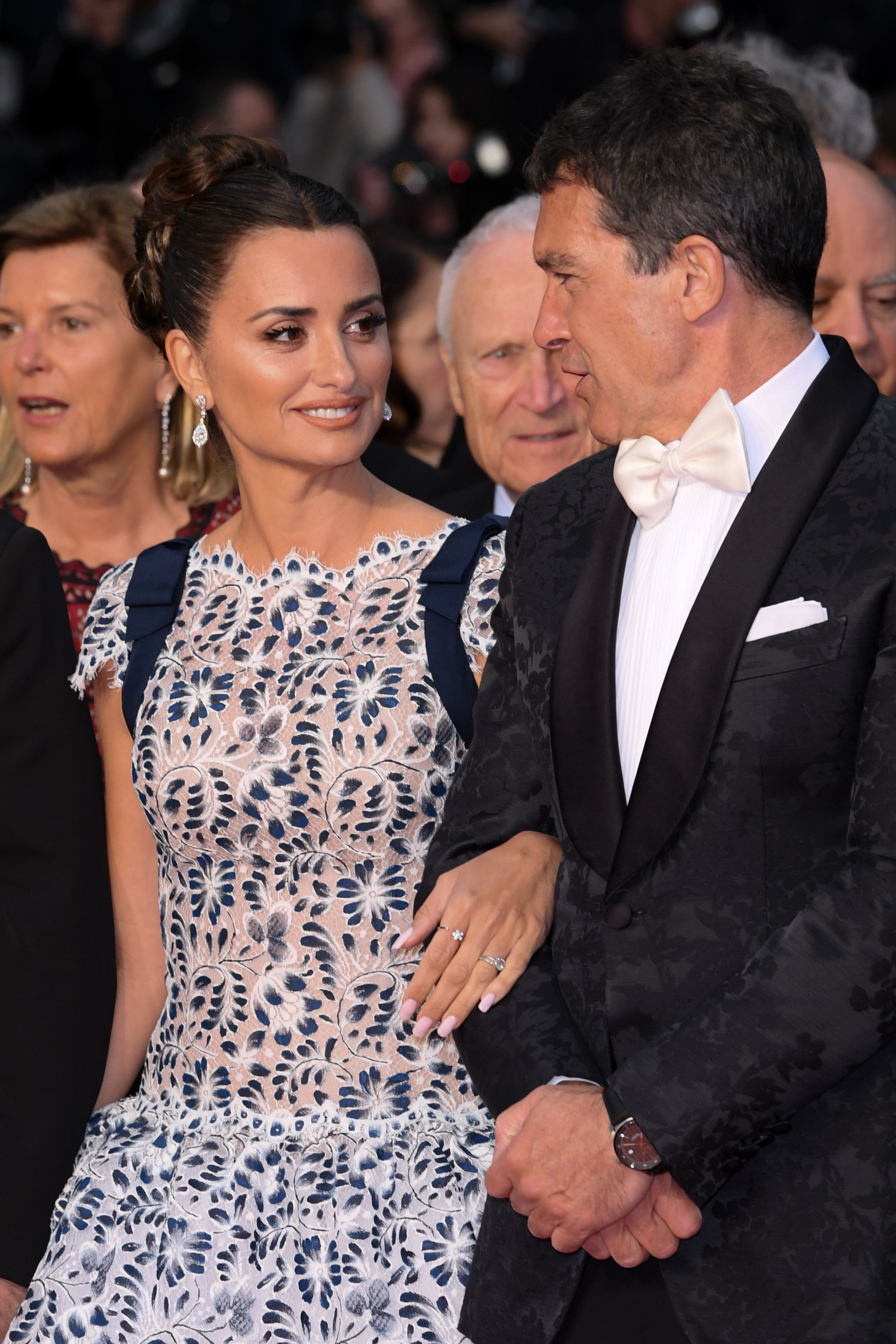 Penelope Cruz and Antonio Banderas'Pain and Glory' premiere, 72nd Cannes Film Festival, France - 17 May 2019