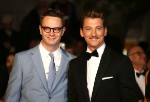 Nicolas Winding Refn, Miles Teller. Actor Miles Teller, left, and director Nicolas Winding Refn pose for photographers upon arrival at the premiere of the film 'Too old to Die Young' at the 72nd international film festival, Cannes, southern France2019 Too old to Die Young Red Carpet, Cannes, France - 17 May 2019
