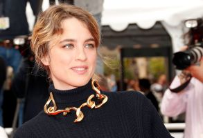 Adele Haenel arrives for the screening of 'Portrait de la jeune fille en feu' (Portrait of a Lady on Fire) during the 72nd annual Cannes Film Festival, in Cannes, France, 19 May 2019. The movie is presented in the Official Competition of the festival which runs from 14 to 25 May.Portrait de la Jeune Fille en Feu Premiere - 72nd Cannes Film Festival, France - 19 May 2019
