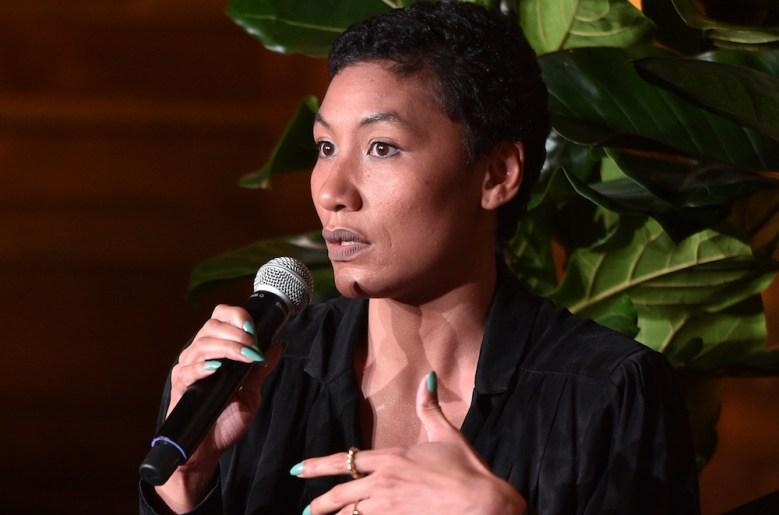 Naima Ramos-Chapman IndieWire 'Consider This' FYC Nominees Brunch, Los Angeles, USA - 21 May 2019