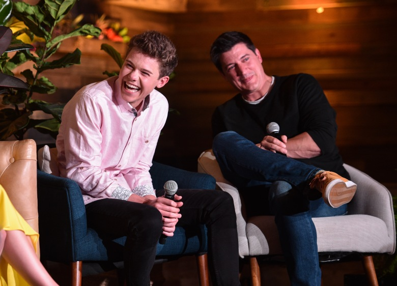 Case Walker and Ken MarinoIndieWire 'Consider This' FYC Nominees Brunch, Los Angeles, USA - 21 May 2019