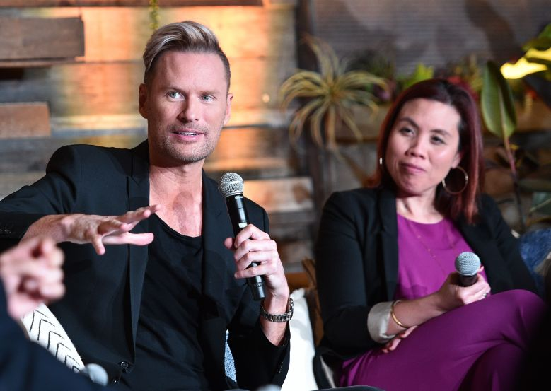 Brian Tyler and Sandra Valde-HansenIndieWire 'Consider This' FYC Nominees Brunch, Los Angeles, USA - 21 May 2019