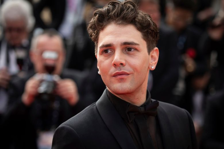 Xavier Dolan poses for photographers upon arrival at the premiere of the film 'Oh Mercy' at the 72nd international film festival, Cannes, southern France2019 Oh Mercy Red Carpet, Cannes, France - 22 May 2019