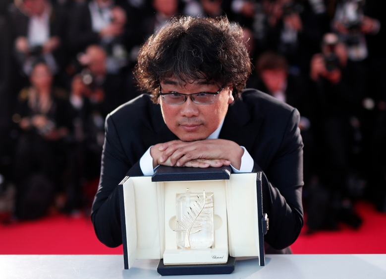 Bong Joon-ho on Palme D'or Win, Denies 'Parasite' Mocks