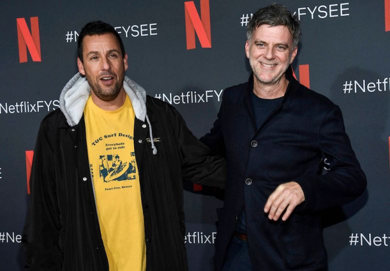 Adam Sandler and Paul Thomas AndersonAdam Sandler: 100% Fresh FYC Event, Arrivals, Netflix FYSEERaleigh Studios, Los Angeles, USA - 29 May 2019