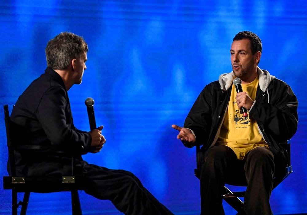 Adam Sandler Calls His Chris Farley Tribute Song 'Amazingly