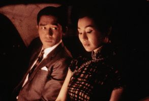 Editorial use only. No book cover usage.Mandatory Credit: Photo by Jet Tone/Kobal/REX/Shutterstock (5877167c)Tony Leung, Maggie CheungIn The Mood For Love - 2000Director: Wong Kar-WaiBlock 2 Pics/Jet ToneFRANCE/HONG KONGScene StillForeign