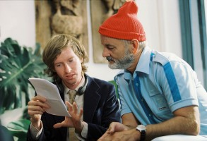 Editorial use only. No book cover usage.Mandatory Credit: Photo by Philippe Antonello/Touchstone Pictures/Kobal/REX/Shutterstock (5885852m)Wes Anderson, Bill MurrayThe Life Aquatic With Steve Zissou - 2004Director: Wes AndersonTouchstone PicturesUSAOn/Off SetAction/ComedyLa Vie aquatique