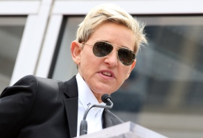 Ellen DeGeneresNSYNC honored with a star on the Hollywood Walk of Fame, Los Angeles, USA - 30 Apr 2018