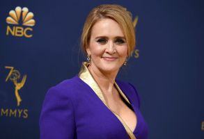 Samantha Bee2018 Primetime Emmy Awards - Arrivals, Los Angeles, USA - 17 Sep 2018
