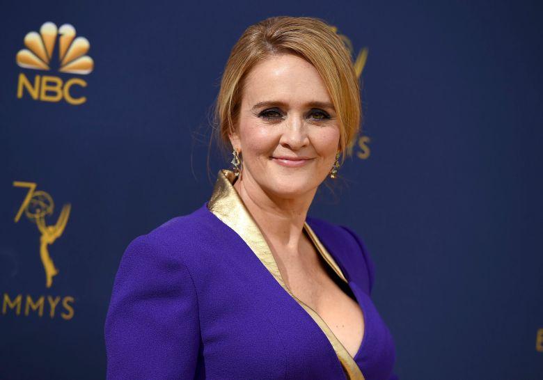 Samantha Bee2018 Primetime Emmy Awards - Arrivals, Los Angeles, USA - 17 Sep 2018