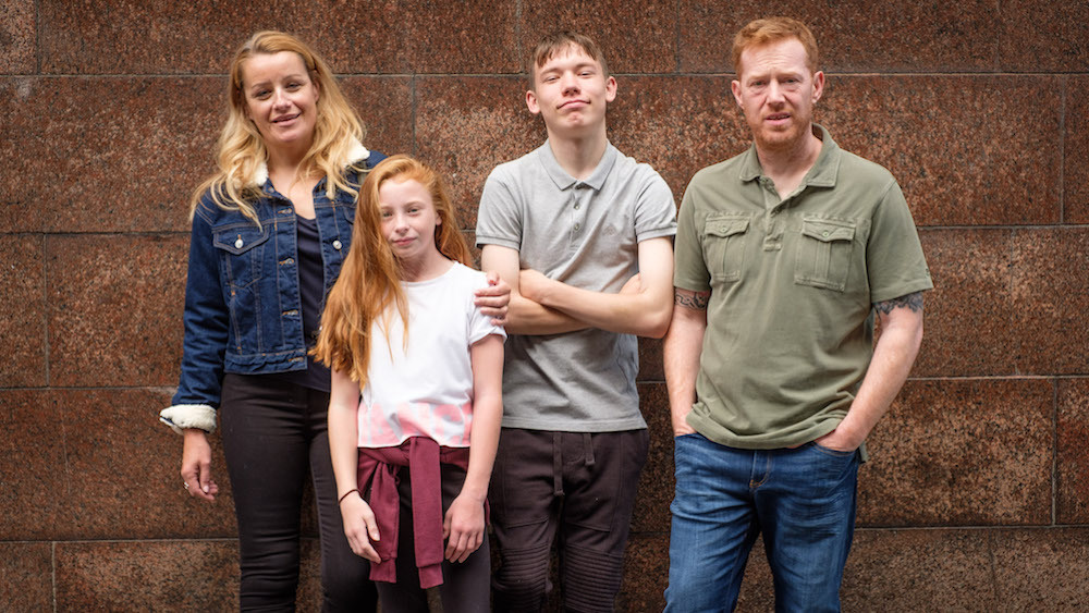 Im Griff unmenschlicher Verhältnisse: die Turners aus Newcastle