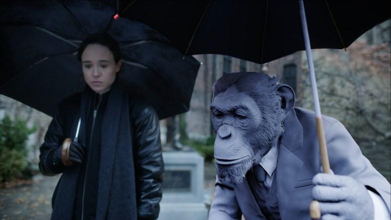 """The Umbrella Academy."""