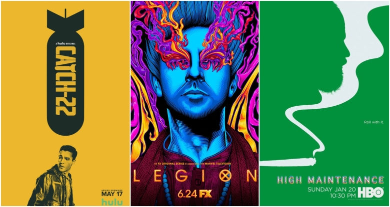 Best TV Posters of 2019