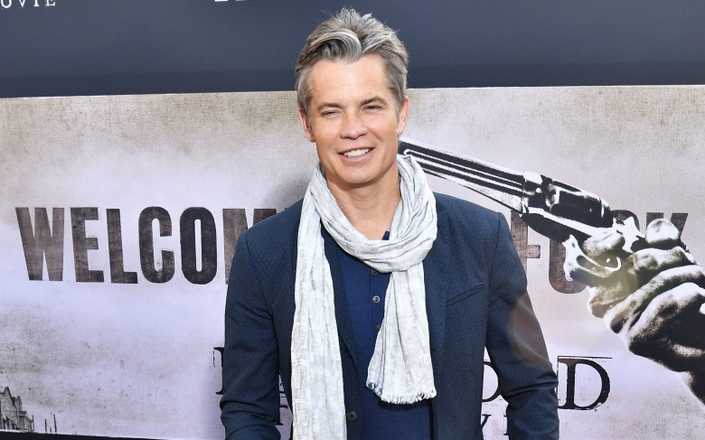 """Deadwood: The Movie"" Timothy Olyphant"