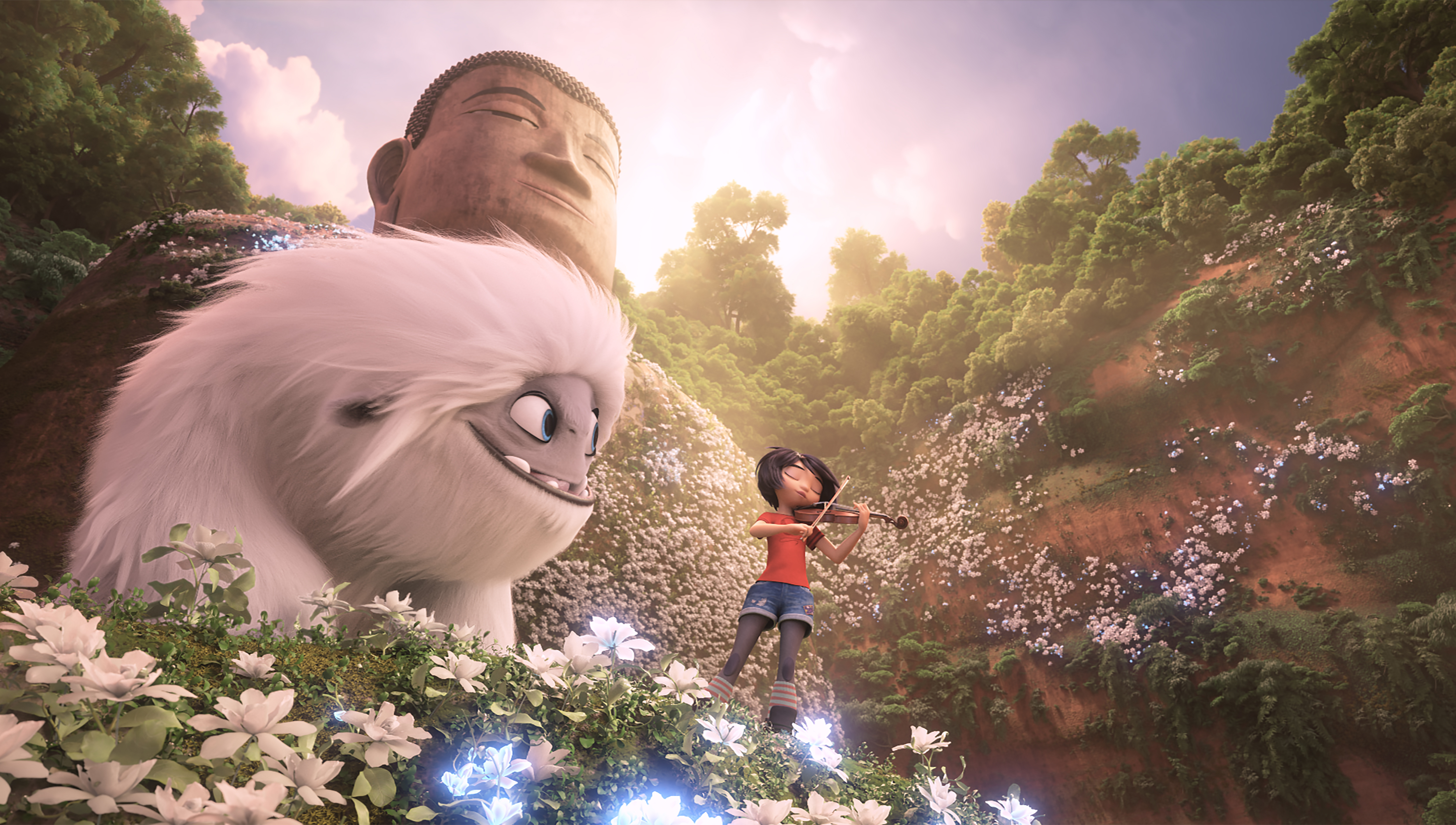 'Abominable' #1 as the Oscar-Season 'Judy' Soared With $3 Million