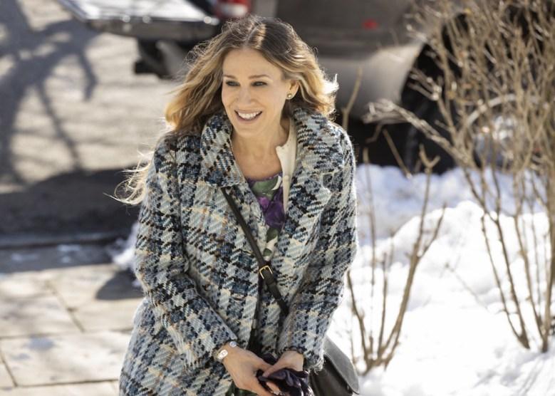 Divorce Season 3 Sarah Jessica Parker