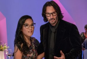 "Ali Wong and Keanu Reeves, ""Always Be My Maybe"""
