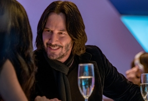 "Keanu Reeves, ""Always Be My Maybe"""