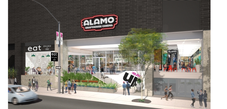 Alamo Drafthouse Announces July Opening of Downtown LA