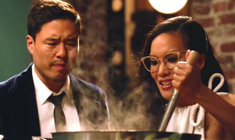 "Randall Park and Ali Wong, ""Always Be My Maybe"""