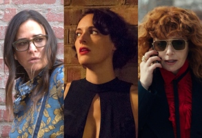 Better Things, Fleabag, Russian Doll