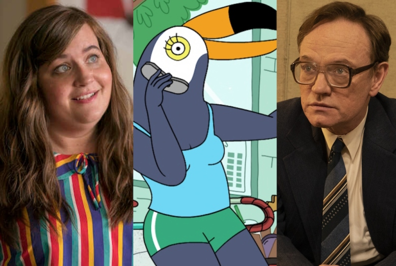 Shrill Tuca and Bertie Chernobyl