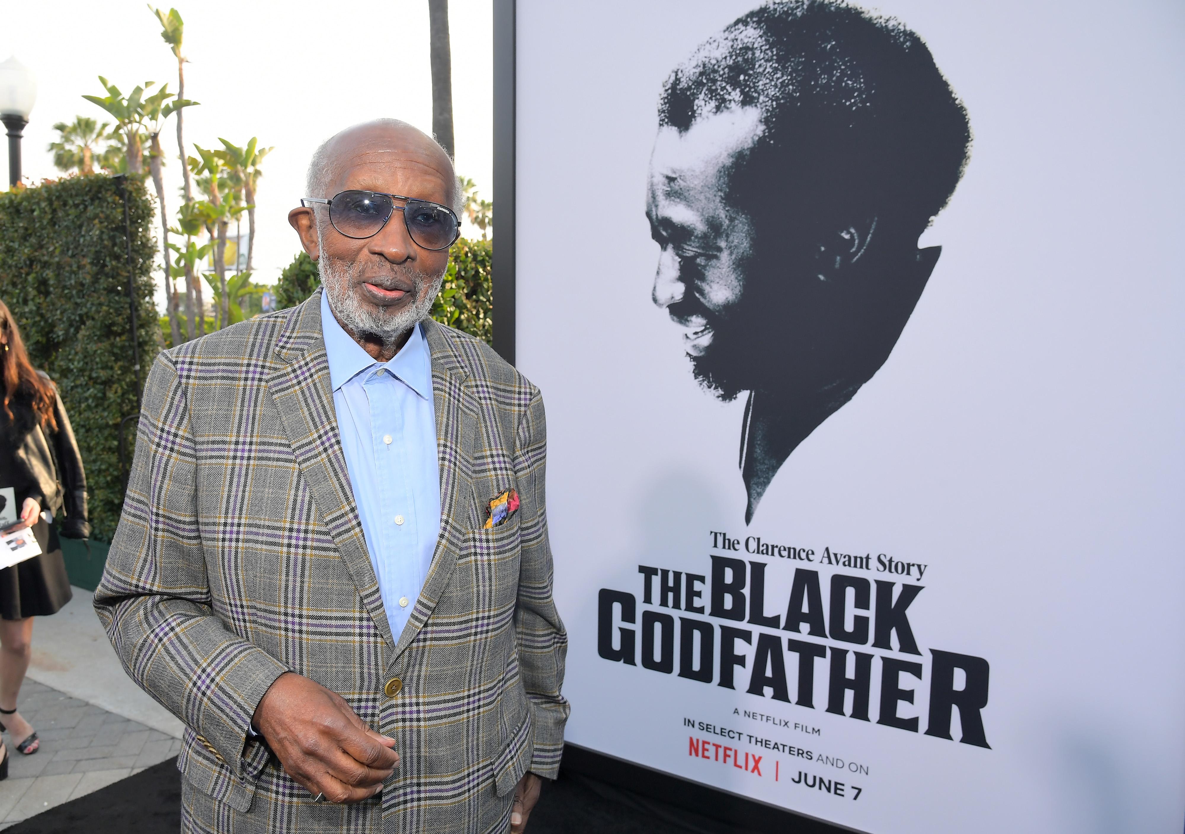 The Black Godfather Director Reginald Hudlin Unmasks An Icon