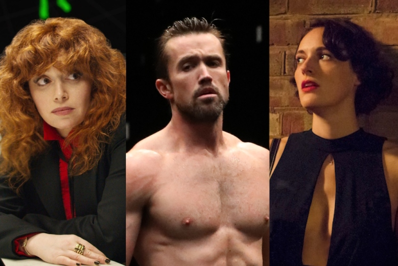 """Russian Doll,"" ""It's Always Sunny In Philadelphia,"" and ""Fleabag"""