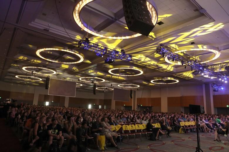 AtmosphereAmazon Prime Video panel, Comic-Con International, San Diego, USA - 20 Jul 2018