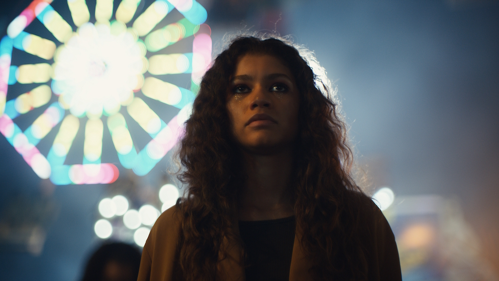 Euphoria' (HBO) Review: Zendaya Series Is Too Much to Handle | IndieWire