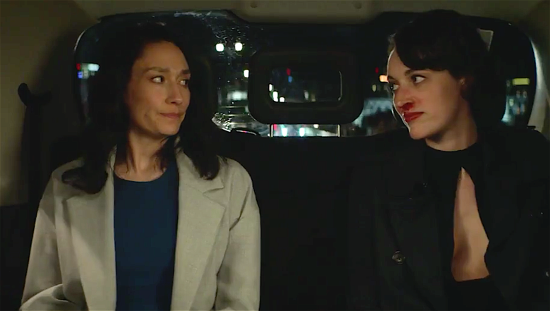 "Sian Clifford and Phoebe Waller-Bridge, ""Fleabag"""