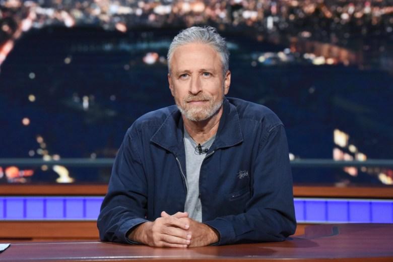 Jon Stewart Mitch McConnell Late Show