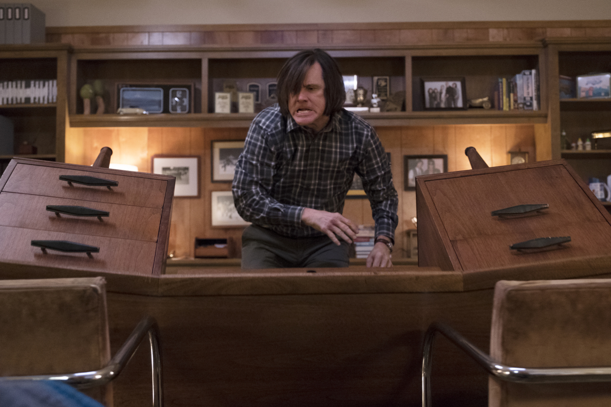 Jim Carrey in Kidding Season 1 Episode 7