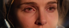 Lucy in the Sky Natalie Portman eyes