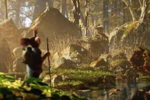 'Mouse Guard' Director Pulls a 'Deadpool' and Releases Demo Footage From His Canceled Fox Movie