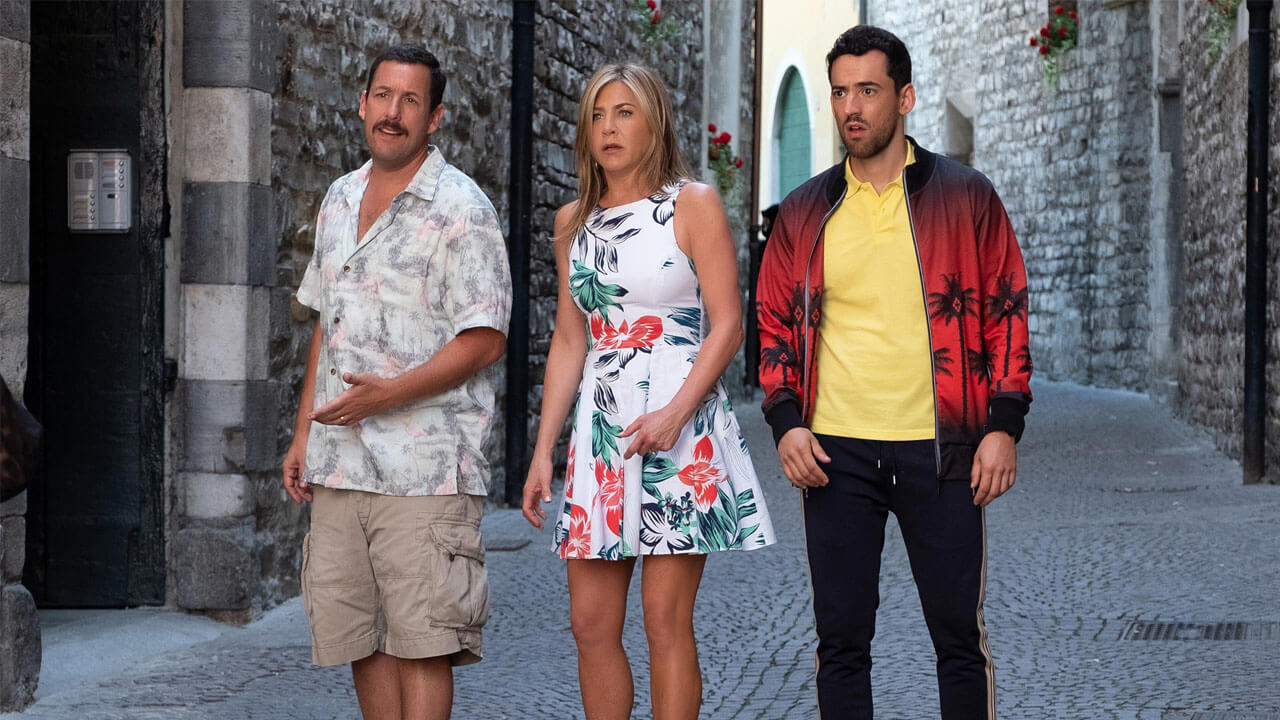 Murder Mystery Review: Adam Sandler's New Netflix Movie Is