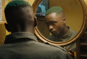 "Ashton Sanders in ""Native Son"""