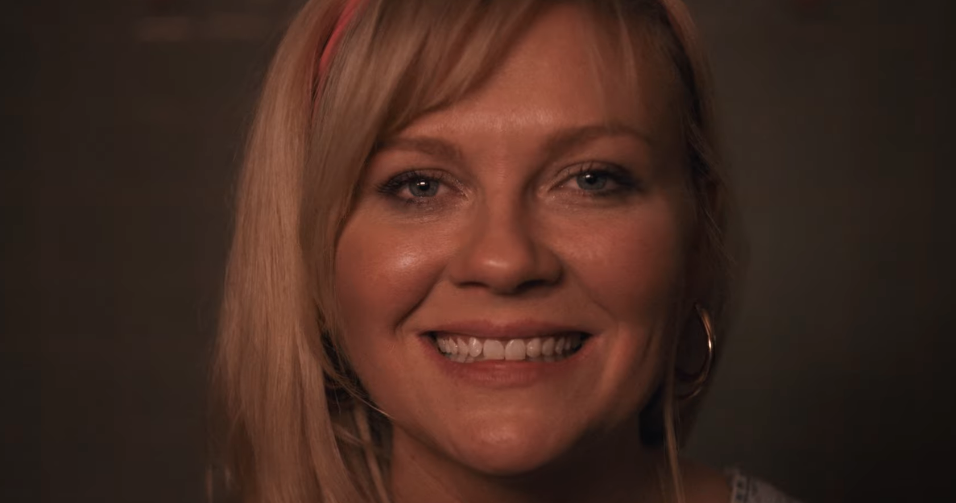 BTS: Kirsten Dunst Talks New Series | On Becoming a God in