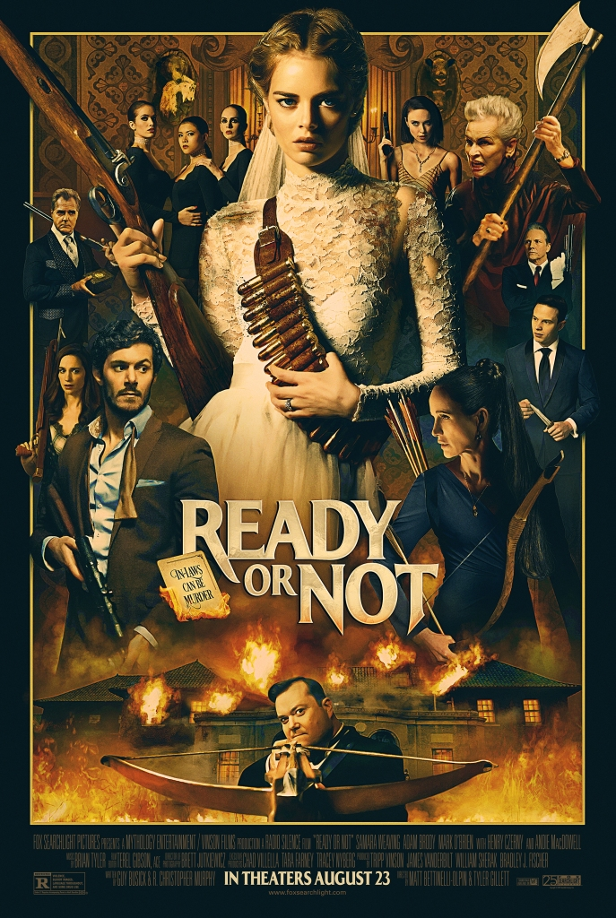 Ready or Not Trailer: Rich Family Hunt Bride in Fox