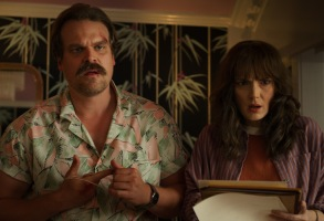 Stranger Things 3 David Harbour Winona Ryder Netflix